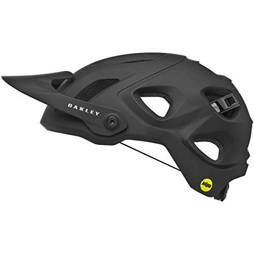 Oakley DRT5 MTB Cycling Helmet - Blackout/Medium