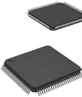 Calvas 2PCS STM32F407VGT6 LQFP100 STM32F407 32BIT latest 1M MCU Courier shipping free shipping IC VGT6