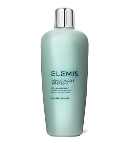 Elemis Aching Muscle Super Soak Muskelentspannungsbad, 1er Pack (1 x 400 ml)