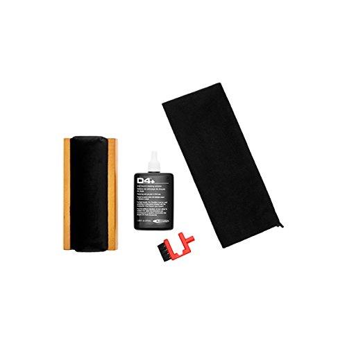RCA- Pflege-Set für Vinyl Schallplatten Reinigung (Plattenbürste, Nadelbürste, Reiniger, Microfasertuch)
