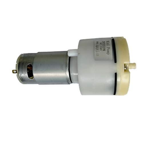 QXLG Inflator Vakuumpumpe 15l Strömungsmikro-Luftpumpe, Unterdruckpumpe, Booster-Pumpe, Pumpe praktisch (Voltage : 24V)