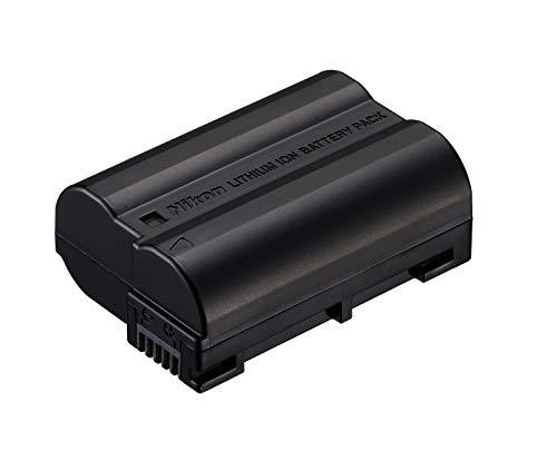 Nikon EN-EL15 - Batería de cámara de fotos para Nikon D600, D7000, D7100, D800, D800E y Nikon 1 V1 (iones de litio), color negro