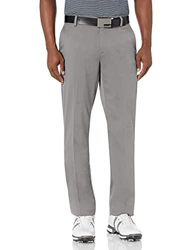 Amazon Essentials Straight-Fit Stretch golf-pants, Gray, 38W x 30L