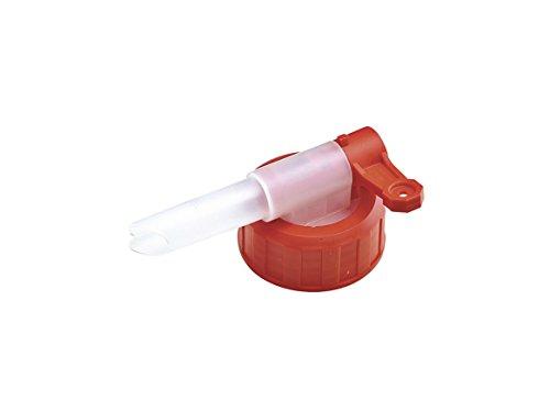 SONAX KunststoffAblasshahn für 5 Liter Kunststoffkanister (1 Stück) zur sauberen, sicheren und sparsamen Entnahme | Art-Nr. 04973410