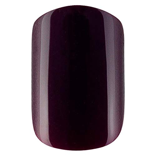 Kit 24 faux ongles Idyllic Nails Plum