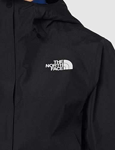 『[ザノースフェイス] ジャケット FL ドリズルジャケット レディース NPW12014 ブラック 日本 S (日本サイズS相当)』の4枚目の画像