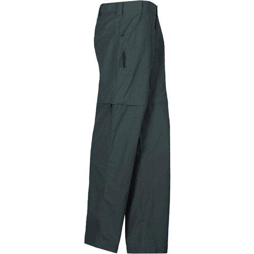 White Sierra Women's Sierra Point 31-Inch Inseam Convertible Pant, Small, Caviar