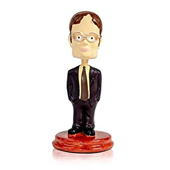 Dwight Schrute Bobblehead from The Office - The Ultimate Merchandise for The Office Fans