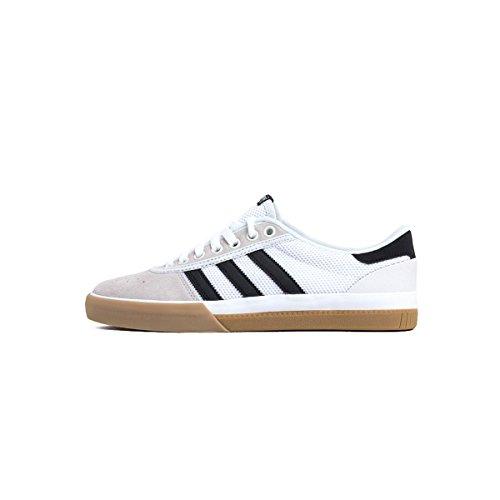 adidas Lucas Premiere, Zapatillas de Skateboard para Hombre, Blanco (Crywht/Cblack/Gum4 Crywht/Cblack/Gum4), 46 2/3 EU