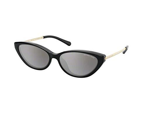 Michael Kors gafas de sol MK2109U 333287 NEGRO negro gris tamaño de 57 mm de mujer