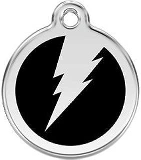 lightning bolt tag