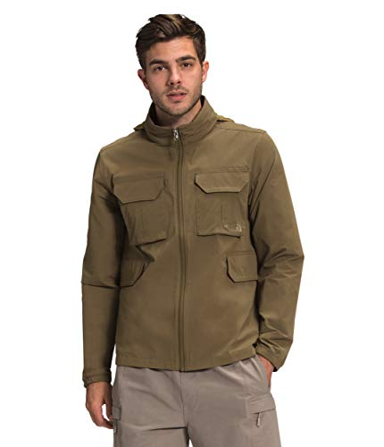 The North Face Men's Sightseer Jacket, Military Olive, M