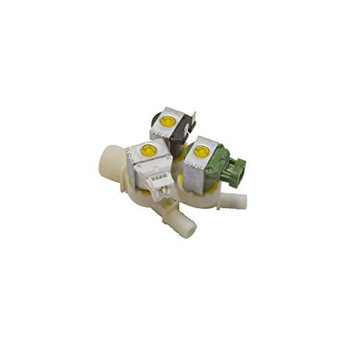 Recamania Electroválvula 3 vías. Mod. L60699, L70786VT, EWF1288, P107XD, EWF1287, RKI1200. AEG ELECTROLUX, Franke, ZOPPAS.