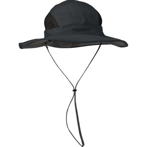 Outdoor Research Sunshower - Chapeau - gris/noir Modèle L 2015