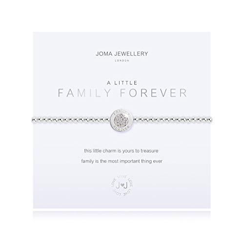 Joma Jewellery a Little Family Forever Bracelet