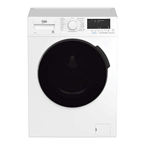 Beko WMC91464ST Waschmaschine/ 9 kg Beladungskapazität/Pet Hair Removal/SteamCure/Selbstreinigung/A+++ (-10%)