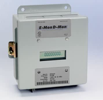 480-200 OFFicial shop E-Mon Time sale D-Mon Class 2000 Polyphase 48 Demand Meter kWh 277