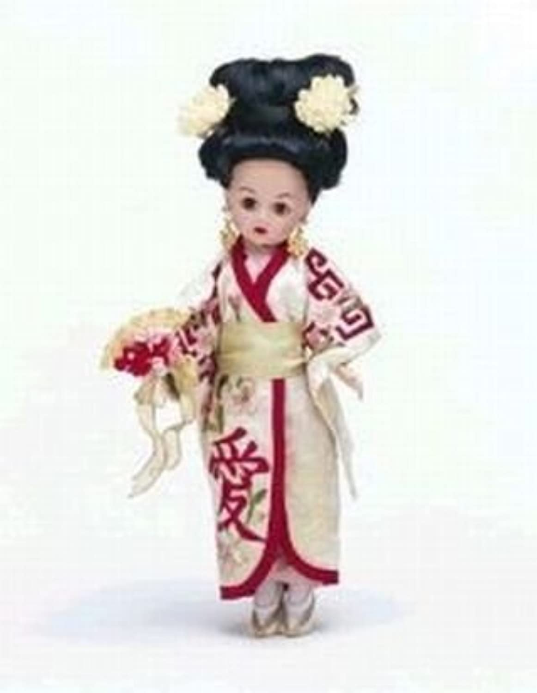 Japanese Bride Alexander Doll 10 In