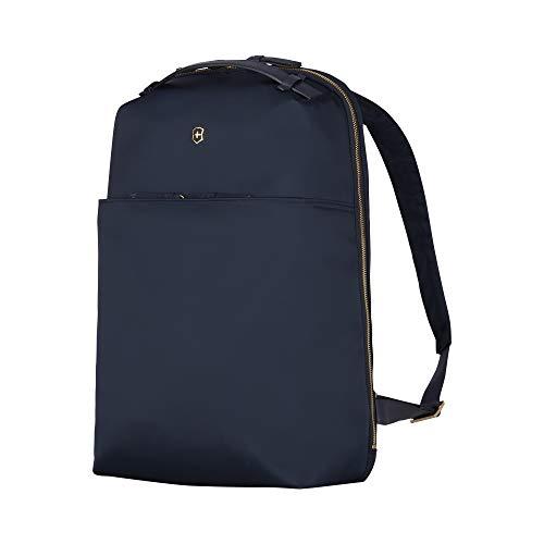 Victorinox Victoria 2.0 Compact Business Backpack - Zaino porta PC Laptop 16 Pollici - Donna - 16x27x40cm - Blu