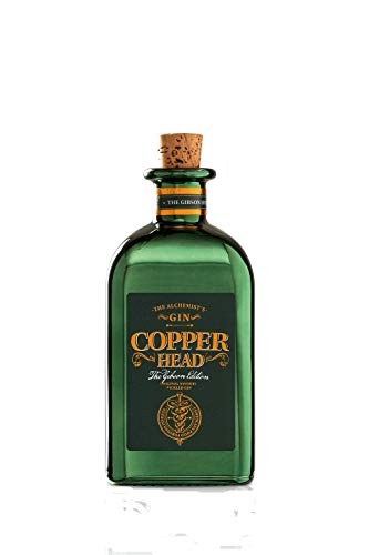 Copperhead The Gibson Edition Gin (1 x 0.5 l)