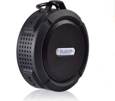 Petyoung Altavoz Bluetooth a Prueba de Agua Mini Altavoz Inalámbrico para Ducha Radio Ventosa Altavoz Estéreo para Viajes Piscina Deporte Escalada