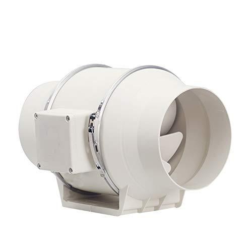 QZKFJ Ventilador de Extractor de baño, fanático de la Cocina Ventilador Industrial Bloper