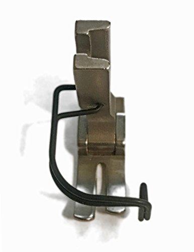 Juki Original Standard Presser Foot w/Needle Guard - for Single Needle Industrial Sewing Machines- Juki Genuine Part - Japan Import