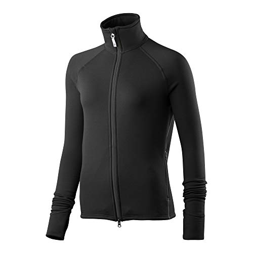 Houdini Power Veste Femme, True Black/True Black Modèle XL 2020 Veste Polaire