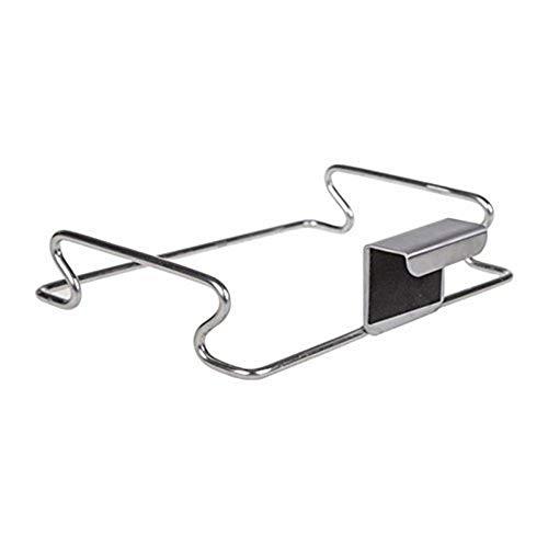 Yue668 - Estantería multifunción de cocina, metal, para colgar el estante de almacenamiento de toallas de tela de lavado de cocina, soporte de bolsas de basura