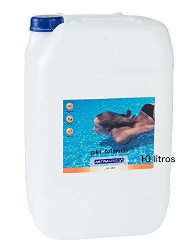 Fluidra 43290 - Minorador de ph líquido 10 l