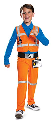 Lego-Figur Emmet Kostüm für Kinder Lizenz-Lego 2 bunt 140/146 (10-12 Jahre)