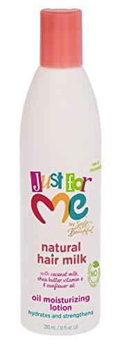 Lotion Hydratante avec lait de coco, beurre de Karité, vitamine e et huile de tournesol 295 ml
