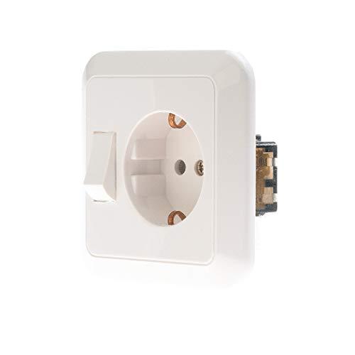REV Ritter 500110551 - Marco para interruptor