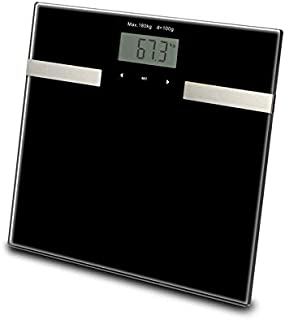 Báscula Grasa Smart Touch Weight Measure 400lb / 0.1kg Digital Scale Track Peso Corporal Bmi Fat Water Calories Muscle Bone Mass Baño