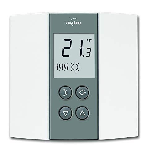 Homexpert by Honeywell TH135-02/U Thermostat, nicht programmierbar, für Elektro-, Gas- und Ölkessel, Weiß