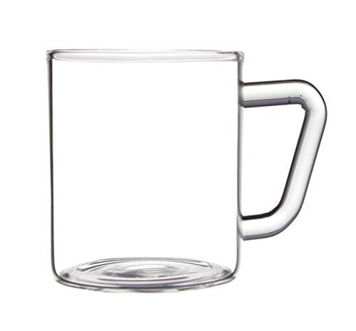 BOROSIL Teetasse/Kaffeetasse | 190ml | 6er Set (Classic)