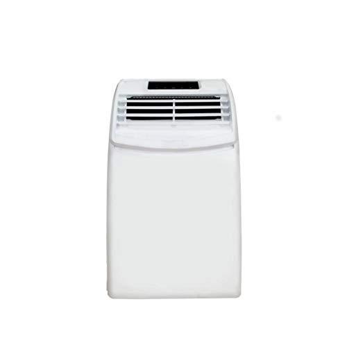 OKOUNOKO Aire Acondicionado Port¨¢Til, Climatizador Ventilador USB Silencioso Aire Acondicionado Portátil Humidificador Purificador Enfriador De Aire para El Hogar, Cocina, Blanco 46X36X79Cm