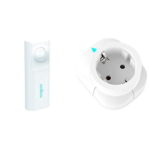Domos SM-0 Sensor de Movimiento WiFi Detección de Presencia Aviso al Smartphone...