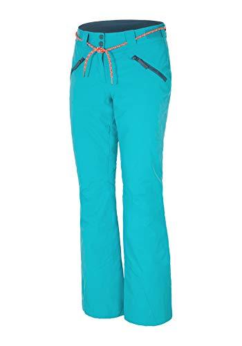 Ziener Damen THORINA Lady (Pant allmountain) Hose, Blue Ocean, 34