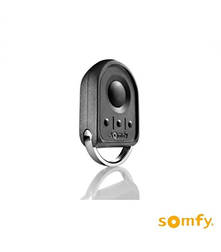 Fernbedienung Somfy KeyGo RTS 4Kanäle für Teil, Portal und Tür-Garage