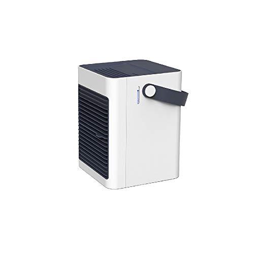 Bermnn Klimagerät Kleiner Ventilator USB Kleine Schüler beweglicher elektrischer Ventilator Mini Kleine Klimaanlage Kühlung Fan Flüsterleises Große Wind Sprühwasserkühlung Luftbefeuchter