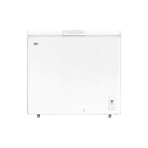 ハイアール 205L チェストタイプ 冷凍庫(フリーザー)直冷式 ホワイトHaier JF-NC205F(W)