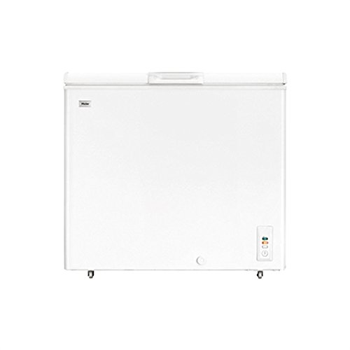 ハイアール チェスト式冷凍庫(205L) JF-NC205F-W ホワイト