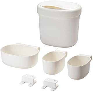 Best IKEA ONSKLIG stor baskets changing table set of 4, white by Ikea Review