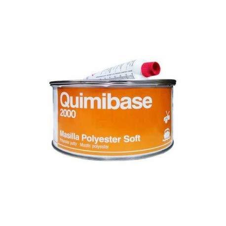 Quimi Base Karosserie-Spachtelmasse Soft 500 g 250 g.
