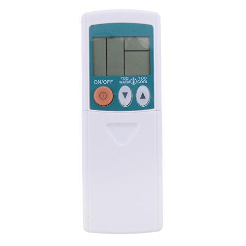 H HILABEE Control Remoto Acondicionador para Mitsubishi Kp3as Kp3bs Km04b Km04f Kg1f Kp1a Kpoa Kp06cs Kp06ks Kp07bs Kgic2972 Kgic2853 Kgic2183p Kgic0462