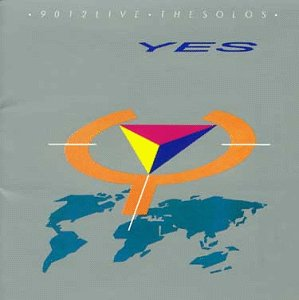 90125 Live:The Solos