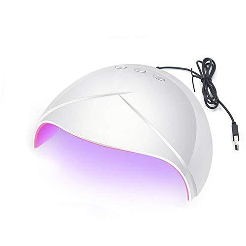 Lampe UV Nail Cute Panda LED Nail lampe 24W Gel UV Lampes manucure Sèche polonais chargeur USB Nail Art Lamp,24W CZ12