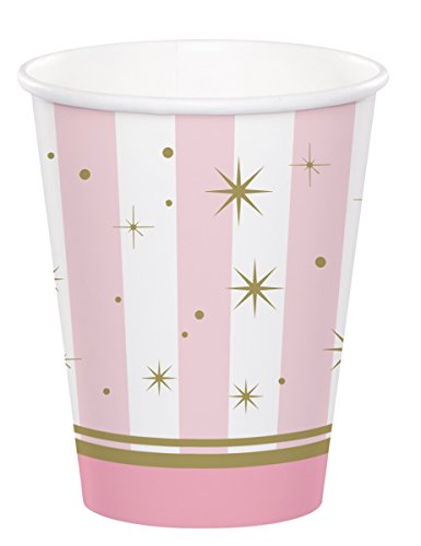 Fantastic Deal! Cretive Converting Twinkle Toes Hot Cold Cup 9oz 8ct [Contains 7 Manufacturer Retail...