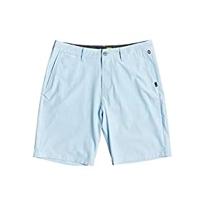 Quiksilver Men's Union Amphibian Hybrid 20 Inch Outseam Short